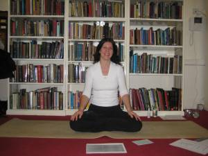 Marion of Yoga Circle teaches Sivananda yoga in Baker Street