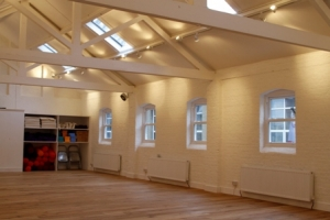 Islington yoga studio