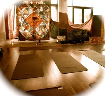 East London Yoga Flow