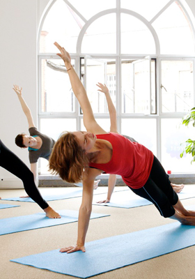 Pilates, Vinyasa, Ashtanga